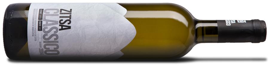Ζίτσα Classico | Οίνος λευκός ξηρός | Zoinos Winery