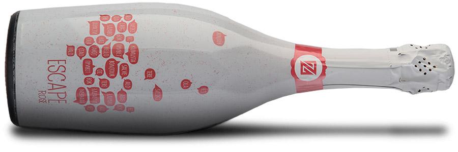 Escape | Οίνος Λευκός & ροζέ αφρώδης μπουκάλι | Zoinos Winery