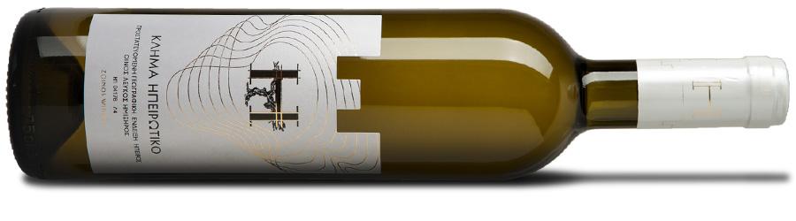 Κλήμα Ηπειρωτικό | Οίνος λευκός ημίξηρος | Zoinos Winery