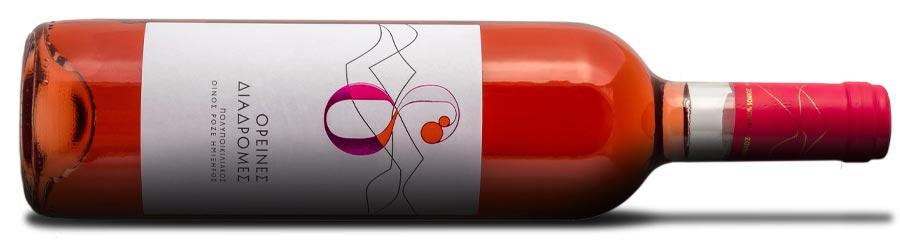 Ορεινές διαδρομές | Οίνος ροζέ ημίξηρος | Zoinos Winery