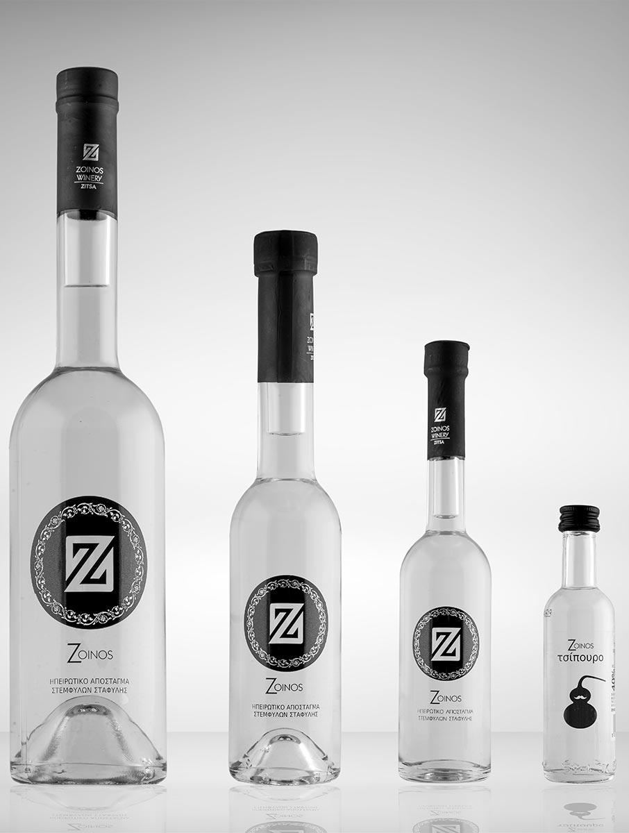 Τσίπουρο ZITA όλες οι φιάλες | Τσίπουρο | Zoinos Winery